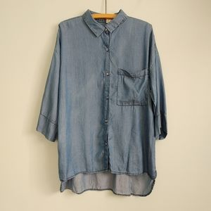 Japna | chambray tunic